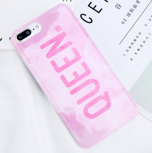 Pink Queen Phone Case
