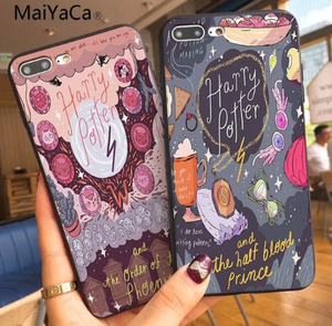 Harry Potter Movie Inspired Phone cases