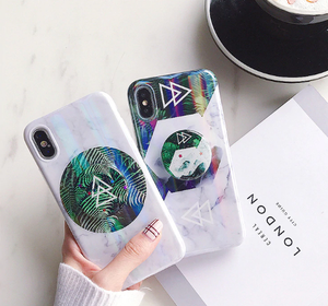 Summer Vibes iPhone Case with Holder