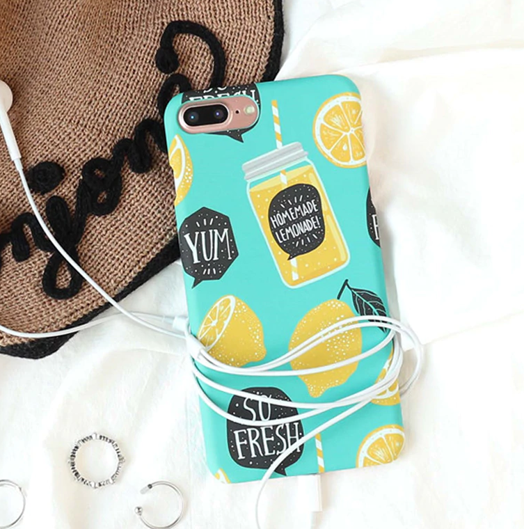 Lemonade style Phone Case
