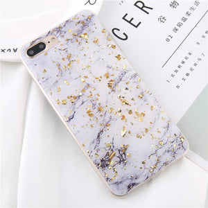 Marble Glitter Phone Case Designs