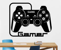 Huge Controller Wall Decal
