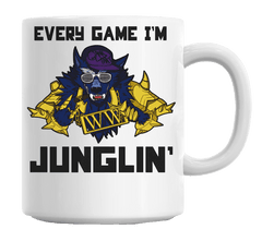 Every Game I'm Junglin Mug