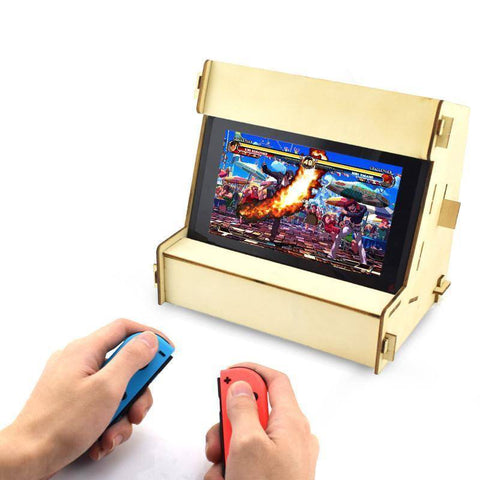 Retro Arcade Cabinet For Nintendo Switch