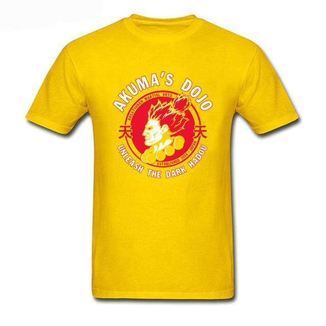 S. Fighter Akumas Dojo T-Shirt