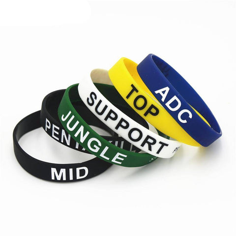 League Role Bands