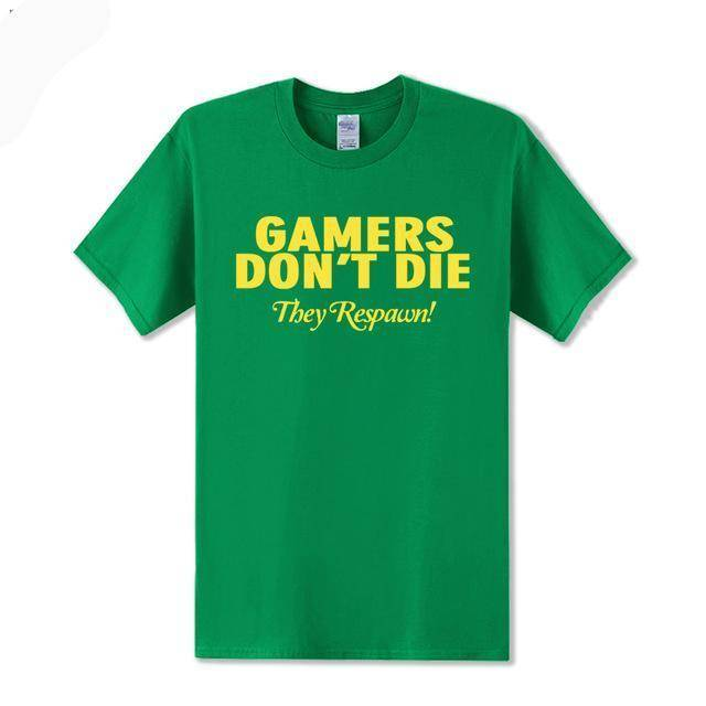 Gamer Respawn Tee