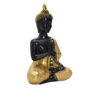 Figurines - Exquisite Thai Meditating Buddha Statue