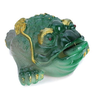 Ornaments - Color-Changing Traditional Prosperity Toad