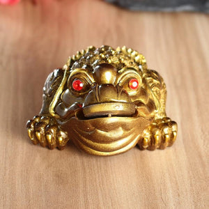 Ornaments - Prosperity Toad (Chan Chu)