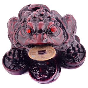 Ornaments - Three Legged Prosperity Toad