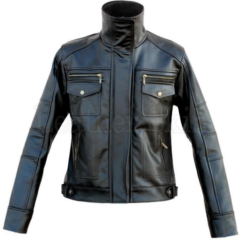 Leather-Skin-Long-Collar-Black-Premium-Genuine-Leather-Jacket
