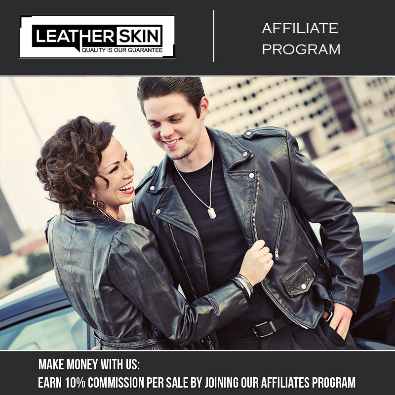LeatherSkinShop Affiliate Program