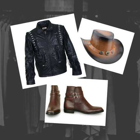 leather jacket products