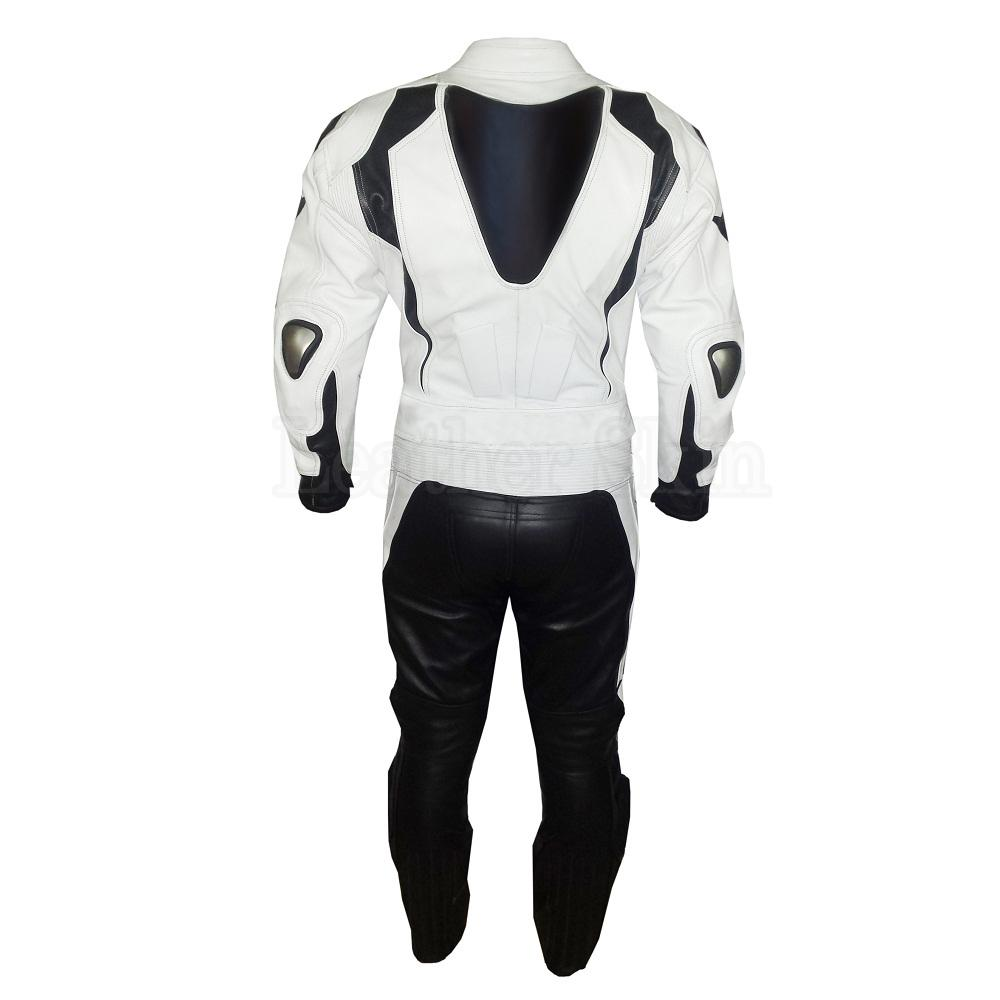 Biker Leather Suit for Men with Armours