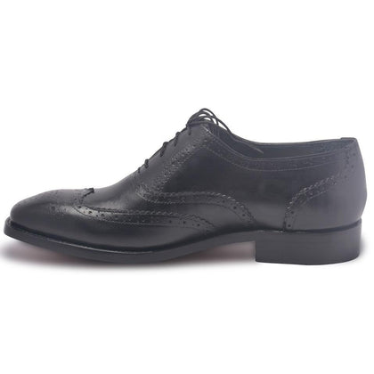 oxford leather shoes for men