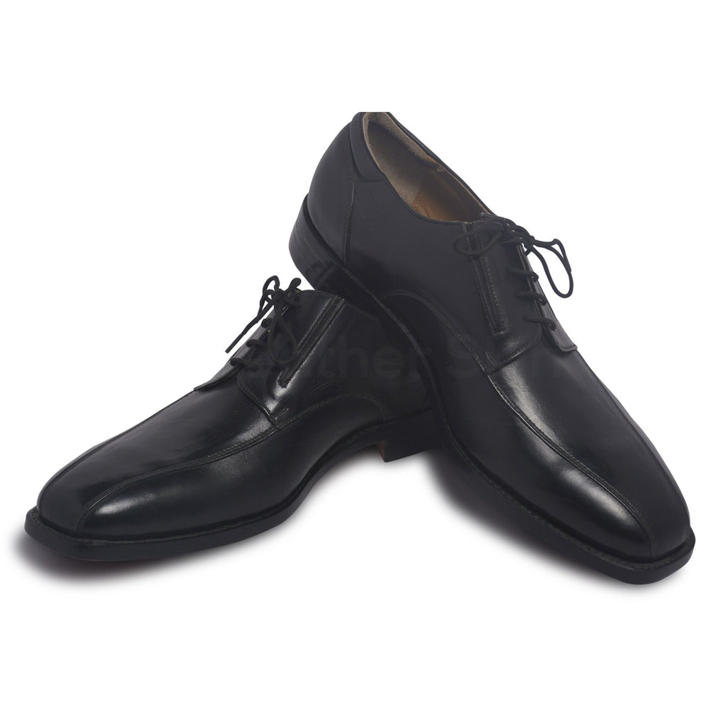 mens genuine leather shoes derby
