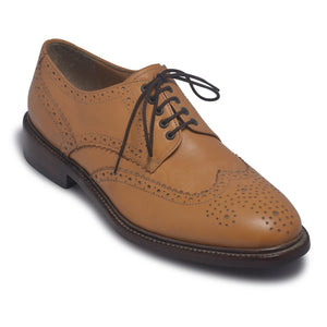 brogue tan shoes mens