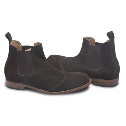 best chelsea brown boots