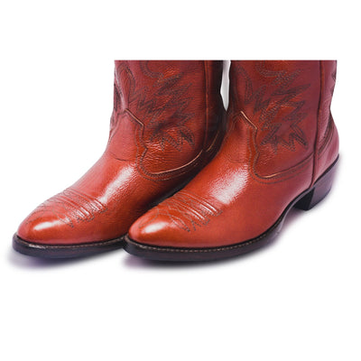 cowboy genuine leather boots for men