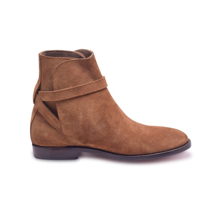 Jodhpurs brown men boots