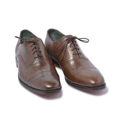mens oxford real leather shoes