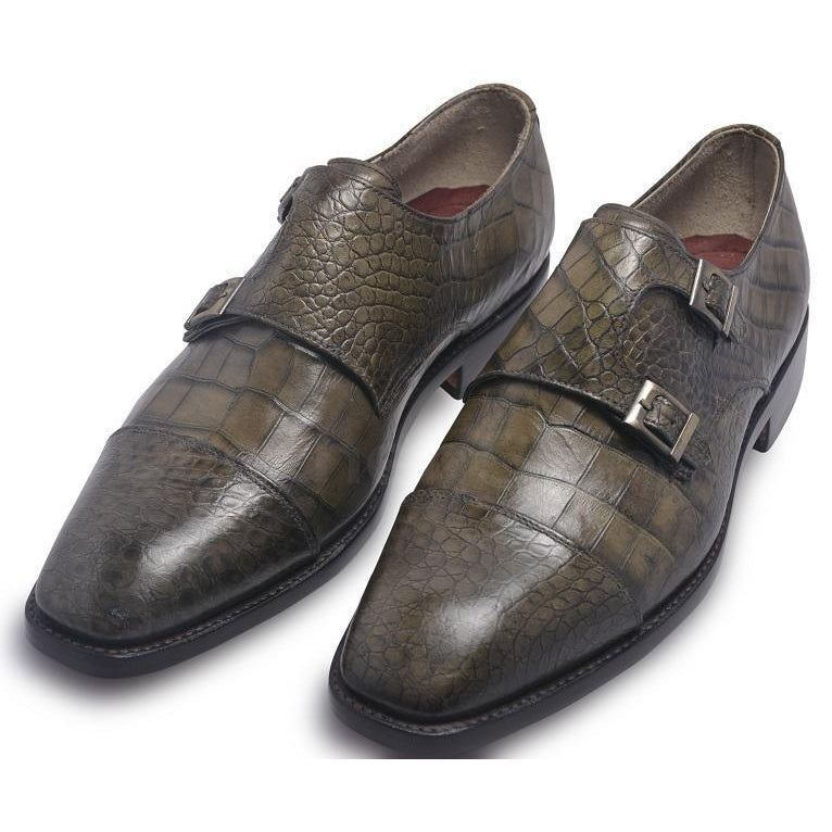 men Alligator shoes