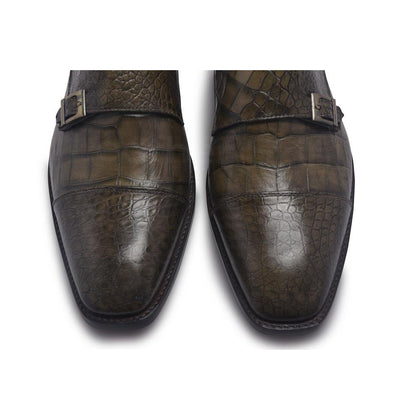 Men Crocodile Shoes
