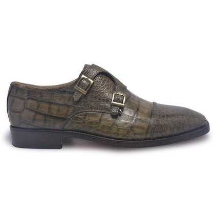 Crocodile Leather Shoes