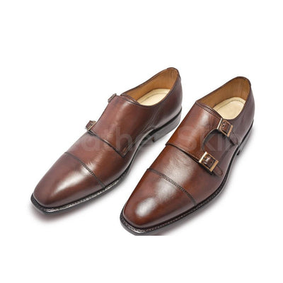 Monk Leather Shoes