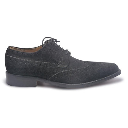 Wingtip Brogue Leather Shoes