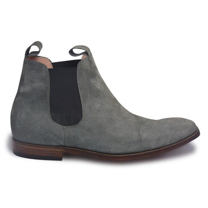 Suede Chelsea Shoes for Men