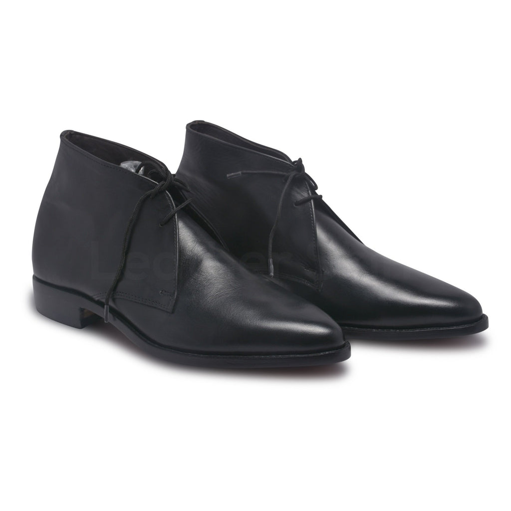 Black Chukka Boots Mens