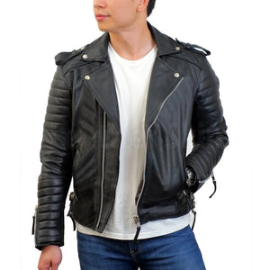 Summer Leather Jacket