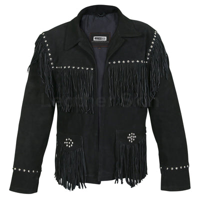women jacket with spikes