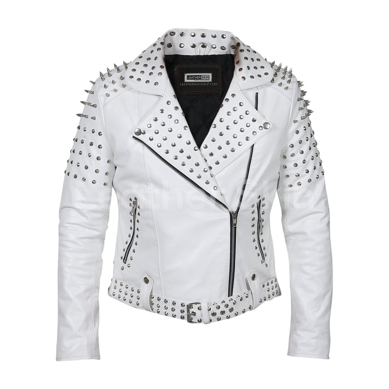 Genuine Leather Jacket For Women Buy Real Jackets Online Leather