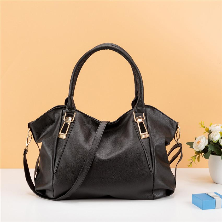 Women Formal Faux-Leather Tote Cross-body Bag with a Premium Design