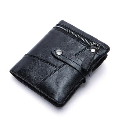 Men Premium Quality Trendy and Chic Genuine Leather Male Purse Wallet
