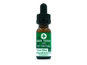 250mg CBD Pet Tincture