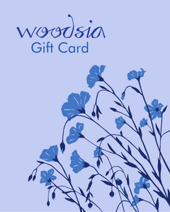 Woodsia Gift Card