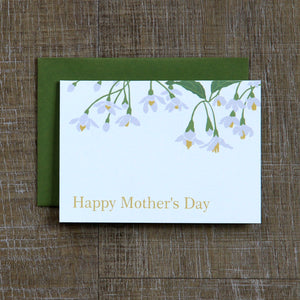 Styrax Mother's Day Notecard