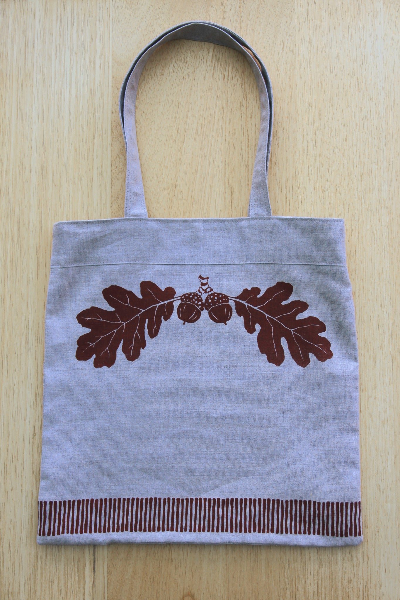 Garry Oak Book Bag