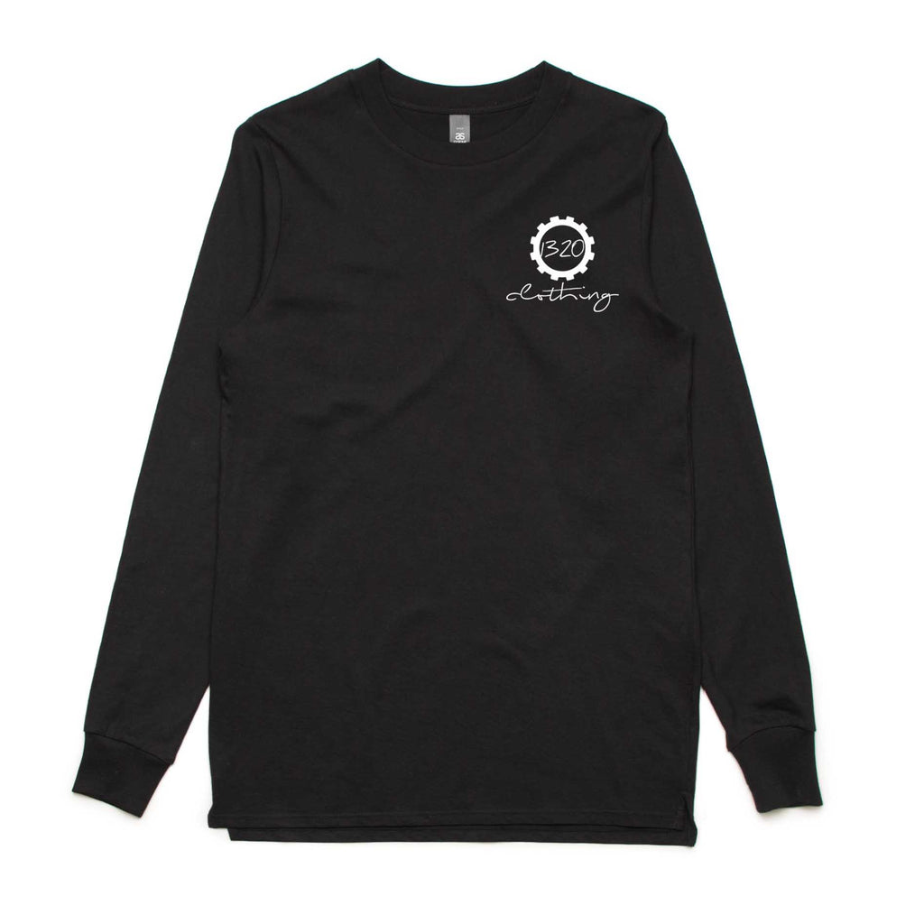 Air Goes in Happiness comes out long sleeve tshirt