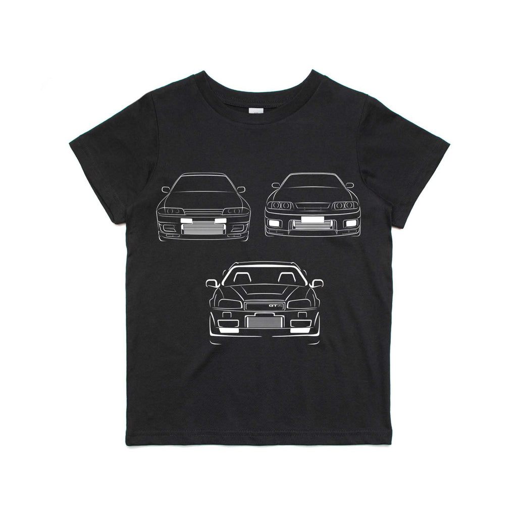 GTR Family kids tshirt