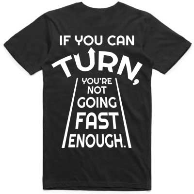 If you can turn adult tshirt