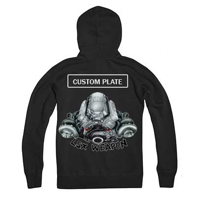 Holden LSX Weapon Hoody