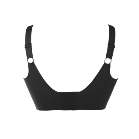 Beyond Wirefree Bra Black