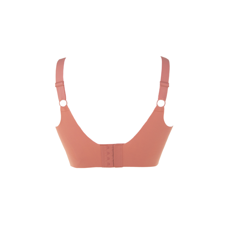 Beyond Wirefree Bra Rose Quartz