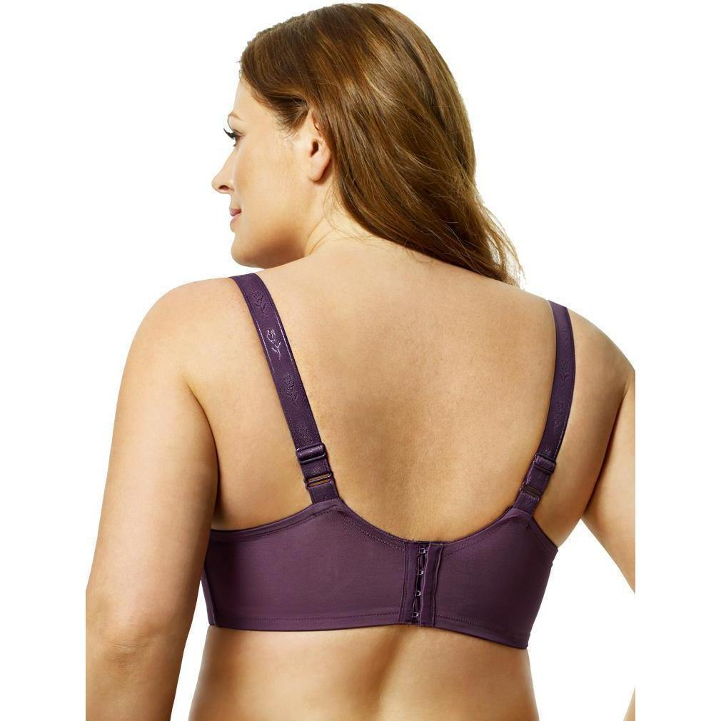 Elila Full Lace Underwire Plum