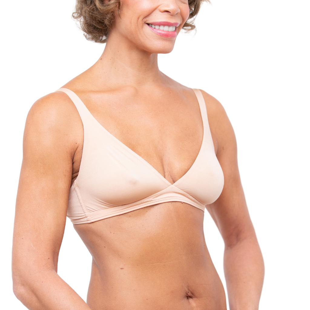 Faussement Soft Cup Bra Malt